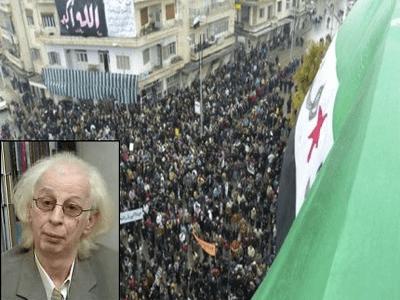 الأسلمة في الثورة السورية