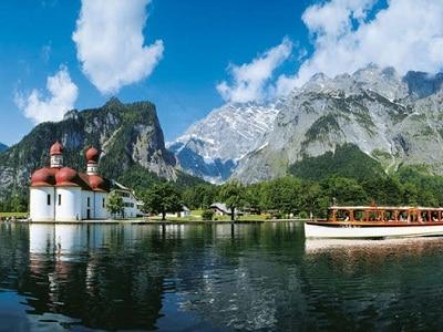 بحيرة كونستانس 3 دول في رحلة سياحية واحدة