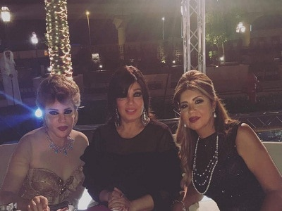 تكريم عدد من الفنانين المصريين بمهرجان الرواد 1
