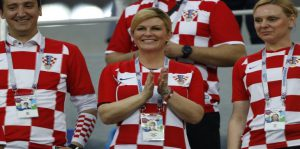 من هي رئيسة كرواتيا
