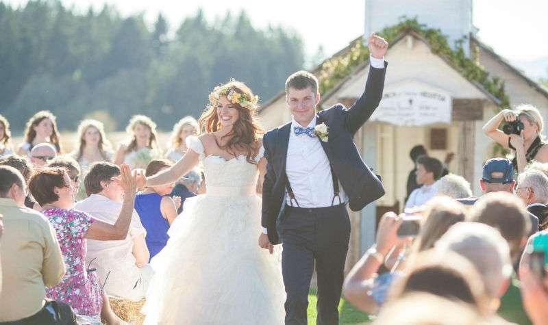 ضيوف الزفاف