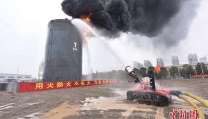 الروبوت الصيني