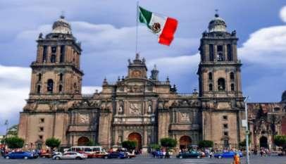 السياحة فى المكسيك