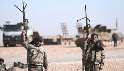 """""""قوات سوريا الديمقراطية"""""""