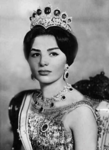 آخر امبراطورة لإيران