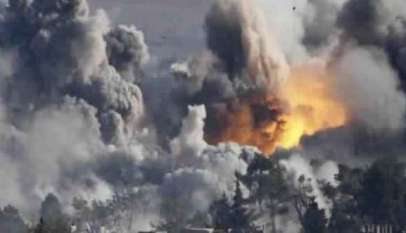 قصف نظامي