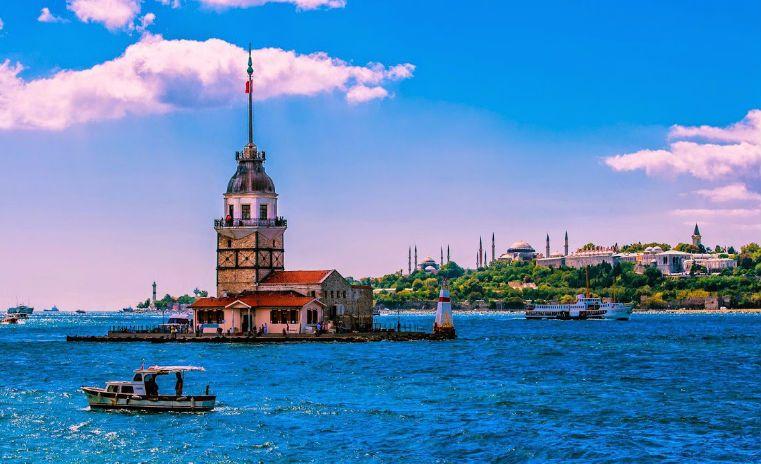 السياحة فى تركيا