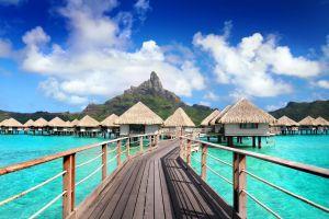 السياحة فى بورا بورا تعرف على أهم الأنشطة التى يمكنك القيام بها فى هذه الجزيرة