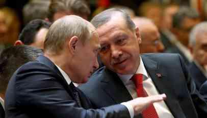 «الكرملين»: بوتين في اسطنبول الاثنين المقبل