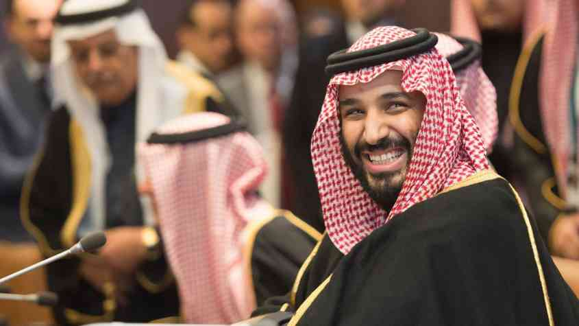 قومية بن سلمان السعودية: كراهية الأجانب.. قبلية.. أعداء متخيلون! 1