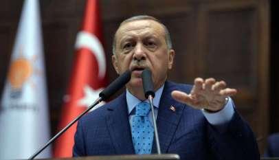 أكد الرئيس التركي