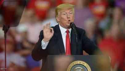 نفى الرئيس الامريكي