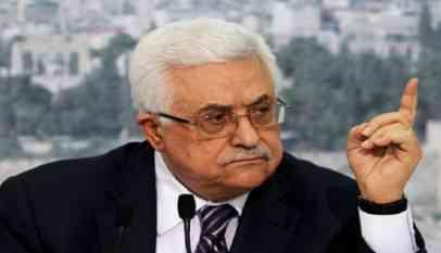 الرئيس الفلسطيني يغاد إلى القاهرة لبحث عملية السلام