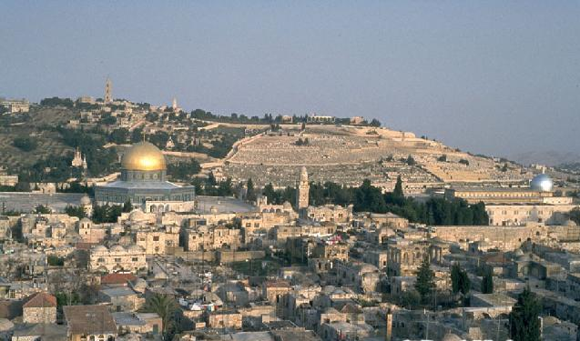 معركة القدس ونتائجها 1