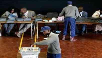 المعارضة في زيمبابوي تطعن على نتيجة الانتخابات 1
