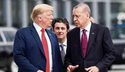 الرئاسة التركية: أردوغان السبب وراء انسحاب القوات الأمريكية من سوريا