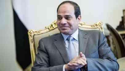 السيسي: مصر تعامل اللاجئين كمواطنين
