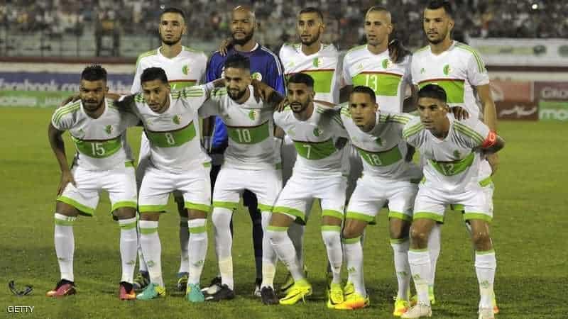 أعلن الاتحاد الجزائري
