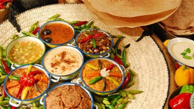 أشهر أطباق المطبخ السعودي