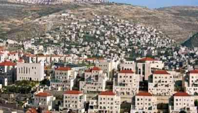 إسرائيل توافق على بناء أكثر من ألف وحدة سكنية في الضفة الغربية 8