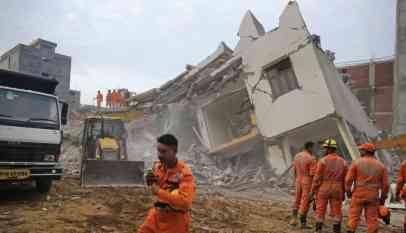 مصرع 37 شخصًا جراء فيضانات بغرب الهند 2