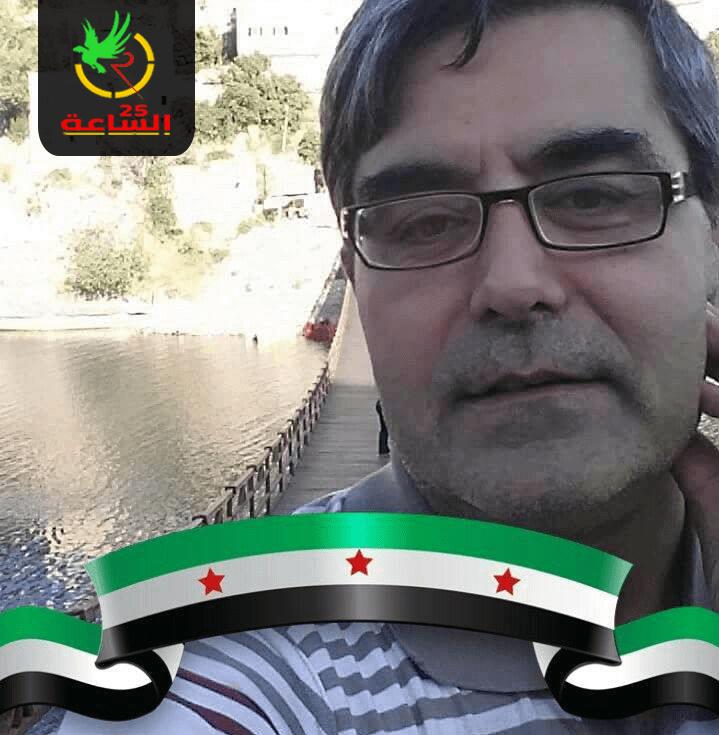 مصطفى حاج بكري - فنان مبدع كرس حياته وفنه للثورة 2