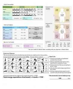 كيفية قياس نسبة الدهون في الجسم 3