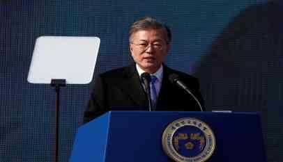 مون جيه يضمن حرية السفر بين الكوريتين ومجتمع اقتصادي موحد 4