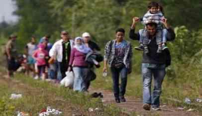 عودة مجموعة جديدة من المهاجرين السوريين بلبنان 11