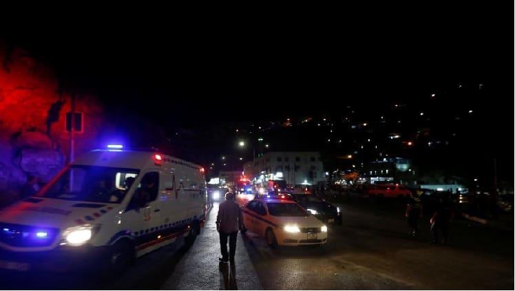 الشرطة الأردنية تعلن مقتل 4 أشخاص في مداهمة منزل 1
