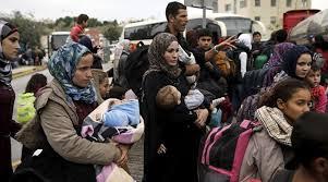لاجئو سوريا