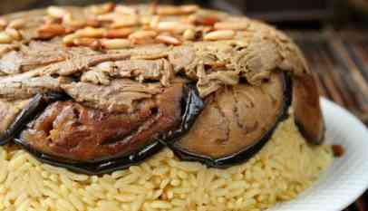 اشهر أكلات المطبخ الفلسطيني