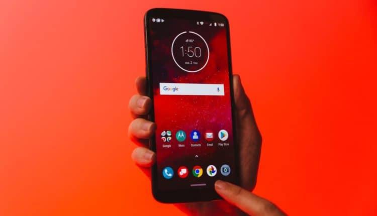 هاتف جديد z3 من موتورولا