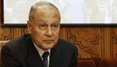 أبو الغيط يرى الاعتراف بالدولة الفلسطينية خطوة ضرورية للحفاظ على حل الدولتين