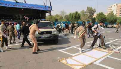 إيران تبلغ هولندا والدنمارك وبريطانيا احتجاجها الشديد عقب هجوم الأهواز