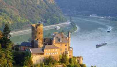 السياحية في ألمانيا