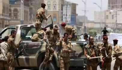 قوات الجيش اليمني إلى الحديدة