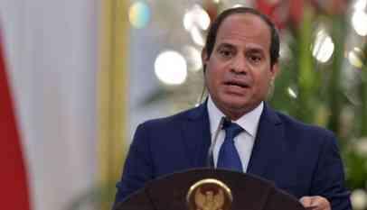 السيسي: دستور مصر يحافظ على البيئة