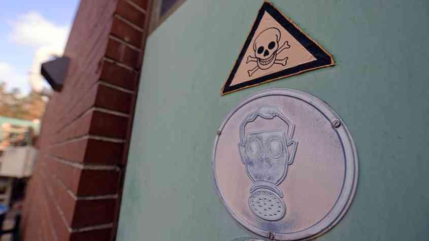 روسيا تتهم واشنطن بخرق معاهدة حظر الأسلحة الجرثومية