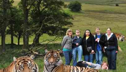 أكبر حدائق حيوانات