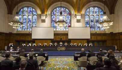 """""""عدالة"""" دولية جوفاء تعكس خللا عميقا في تطبيق القانون الدولي؟! 4"""