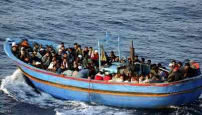 البحرية المغربية تفتح النار