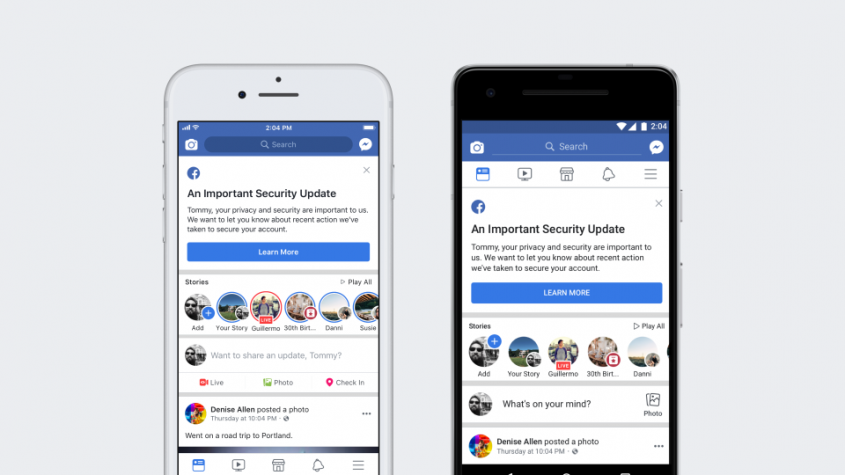 يتسائل الجميع حول سبب تسجيل الخروج المفاجئ من حسابات فيس بوك الخاص بهم ومطالبتهم بإعادة تسجيل الدخول مرة أخري بإدخال كلمة المرور