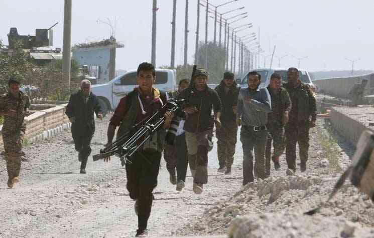 قوامها 70 ألف مقاتل.. ما هي القوة التي تدافع عن إدلب؟ 1