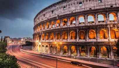 أشهر 5 أماكن سياحية في روما