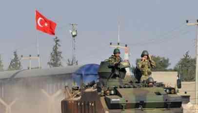 «كوماندوز» تركية على حدود سوريا.. لهذا السبب