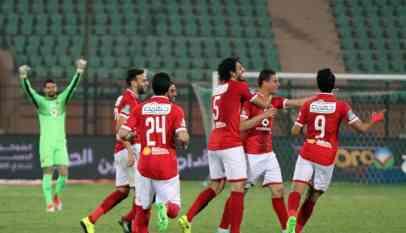 الأهلي يحقق فوز مثير على الجونة في الدوري المصري