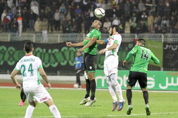 تعادل شباب قسنطينة ومليلة في الدوري الجزائري