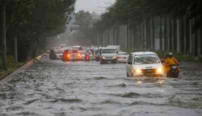 إعصار «مانجكوت» المرعب يضرب الصين ومصرع شخصين