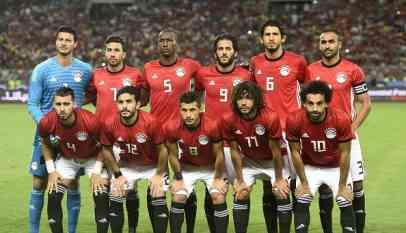 تصفيات أمم إفريقيا.. التشكيل الأساسي لمنتخب مصر أمام تونس